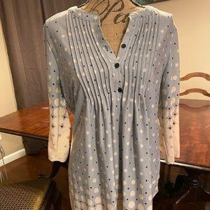 Button up tunic SALE Ítem ***3 for $23**